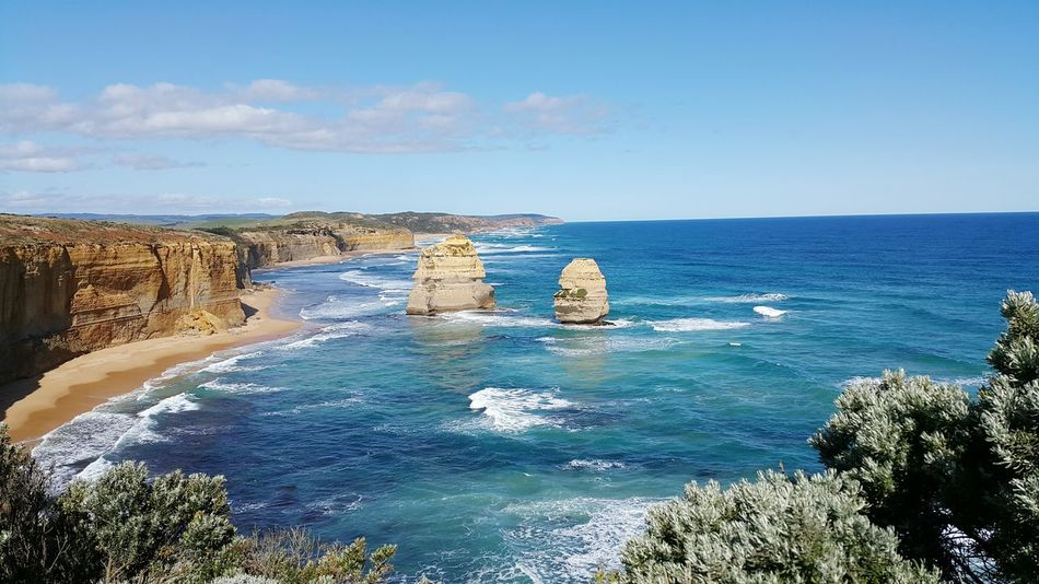 Taking Photos Mobile Photography From My Point Of View 12 Apostles The Great Ocean Road, Victoria No Filter Favorite Places Nature Photography