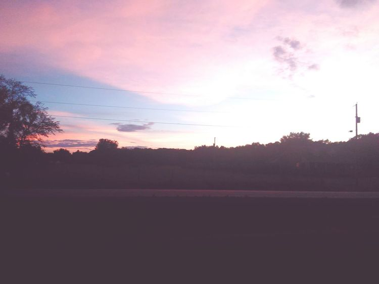 Beautiful Sky Sunset Alabama Sunset Alabama Summer Amazing Little Things That Make You Happy First Eyeem Photo