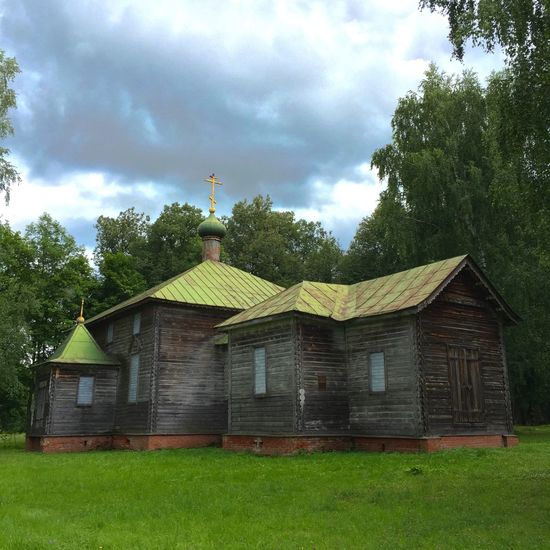 19thcentury 19th Century Buildings Wooden Church  Aristocratic Mansion Russian History Traveling Adventure