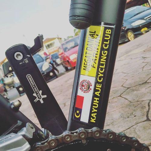 KACC Kayuh Cyclist Cycling 🚴