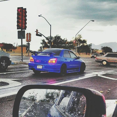 Everything has changed... Subaru Impreza Wrx Wrb Azawd RainyDay Tucson