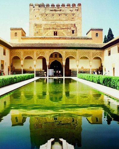 Today i visited the doctor and had a bad day:( so i just went through my old photos because it always makes me feel better and i found this photo, which reminded me the amazing time i had two years ago <3 Throwback Memory Travelling Travel Travellover Travelgram Wanderlust Photography Photooftheday Placeofworld SPAIN Alhambra Granada Alhambragranada Palace Arabian Water Sky Summer Amazingtime Beautiful Wannaback Takemeback Milujusvet Canon cameraphotoshootinstapicphotooftheday