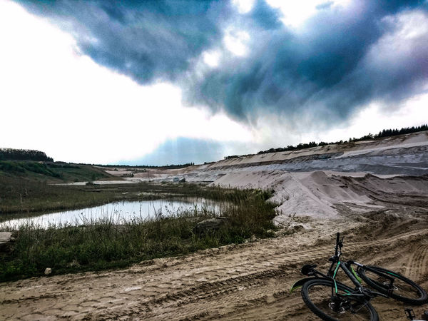 Im fallin so im taking my time on my ride... Water Nature Sky Cloud - Sky Beauty In Nature Outdoors Scenics Tranquility Eye4photography  EyeEm Best Shots Open Your Mind Check This Out Mountain Landscape Dramatic Sky Sonyxperiaxcompact Cubebikes Cubebike