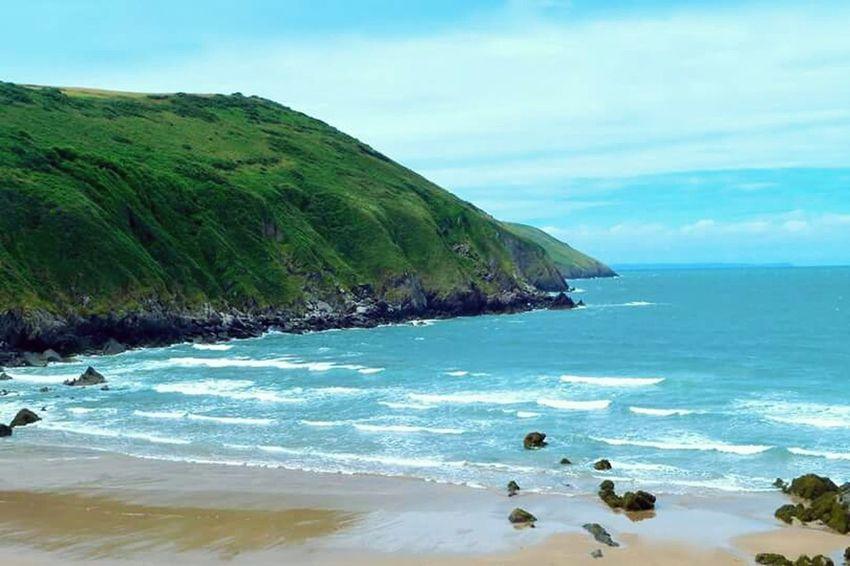Beach Nature Woolacombe, Devon