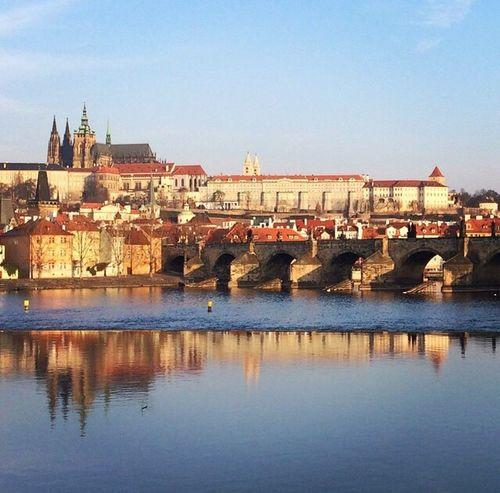 RePicture Travel Prague Praha Charlesbridge Oldtown Traveling