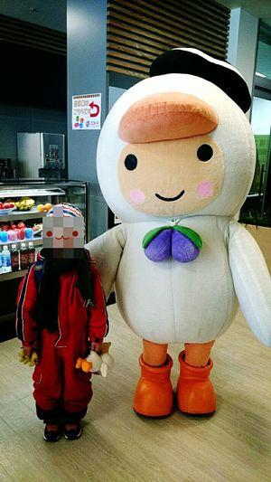 Hokkaido,Japan Mascot Characters Of JAPAN Tomachop ご当地キャラ  20150214 @COCOTOMA