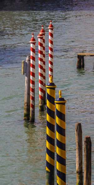 Venedig, Ohne Touristen, Lagune, Frühling, Venice, WithoutTourists, Springtime, City, Sea, Water, Historical, Old Town Day Outdoors Tranquility Water Waterfront Wooden Post
