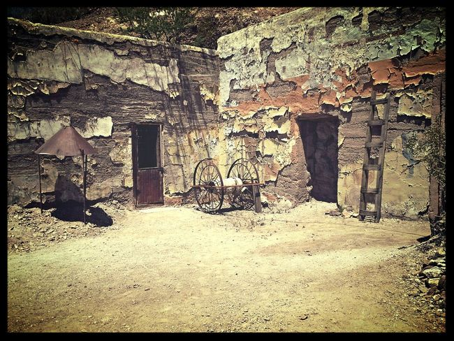 Mining Exploration Oatman Arizona Ghost Town Mining Arizona Oldwest