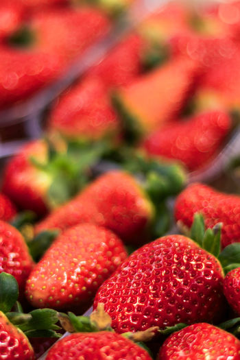 Stock Strawberry Food And Drink Freshness Market Nature Plants Vegetable Market Vegetables & Fruits Abundance Axvo Backgrounds Close-up Food Food And Drink Fresh Freshness Fruit Fruits Healthy Eating Market Place No People Ready-to-eat Red Strawberry Vegetable Vegetables