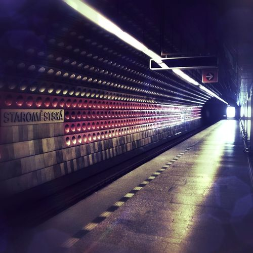 Subway IPhoneography Subway Station Iphoneonly