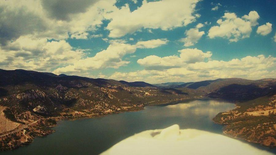 Modem Uçak Ankara Hayat Gokyuzu Keşifler😊✌ Mutluluk:)