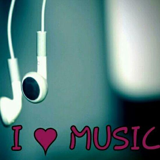amo la musica ♥