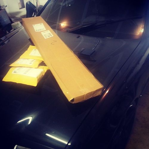 Hella exited the toys for the beast are here...more on the way..))C43amglove Mercedesliving W202 AMG
