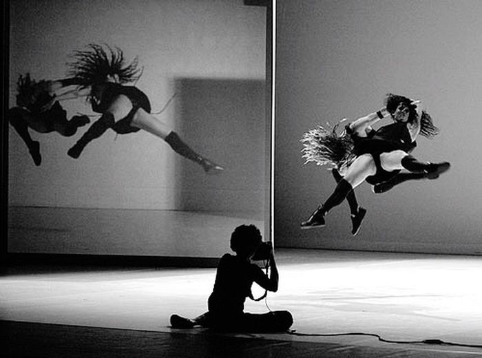 HELD - Australian Dance Theatre with Lois Greenfield