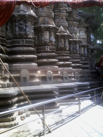 Hindu temple in India Architecture