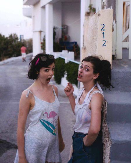 212 VisitGreece Women Cool Portrait Girls Girl Power Women Who Inspire You Women Sommergefühle