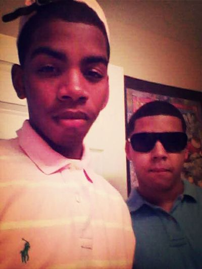 My RiGht Hand Guy My Cousin,my Nigga,my Bestfriend Mess With Him Mess With Me