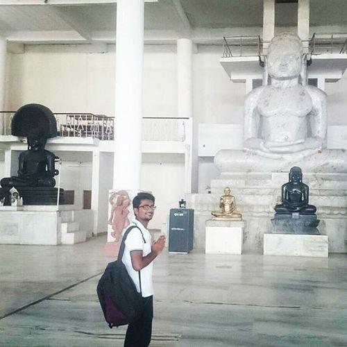 Feeling Religious  Clgbunk Longride Mandir Two Jainbros PC -@prasham.jain75