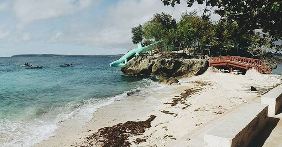 For today ☀☀☀ . . . . . Vscocam VSCOPH VSCO Vacation Travelingram Siquijor Salagdoong Beach The Great Outdoors With Adobe