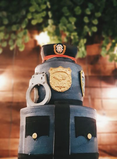 police cake Police Cake Handcuffs  Creative Cake Police Cake Handcuffs  Military Close-up
