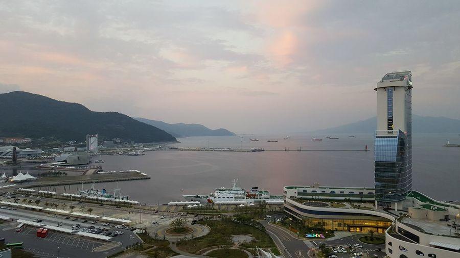 Yeosu YeosuEXPO Yeosu Cable Car Sunset Sea View