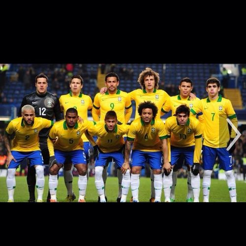 Brazil watch fifawoldcup ?