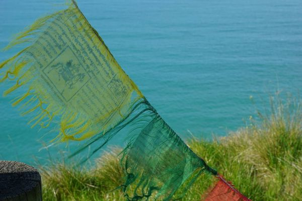 Nepal Nepalese Nepalese Culture Religion And Tradition Beach Close-up Day Flag Flags Flags In The Wind  Grass Historic Nature Nepali Culture No People Outdoors Prayer Flags  PrayerFlags Prayerflagsnepal Religion Religion And Beliefs Religious  Religious Icons Sea Water