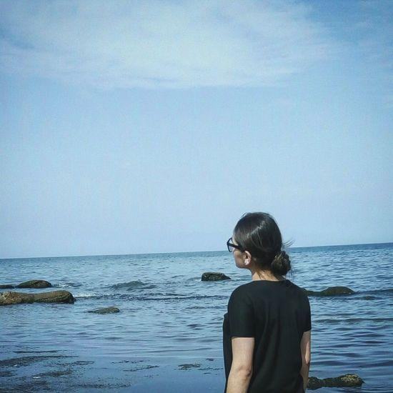 Sea 🌊 First Eyeem Photo