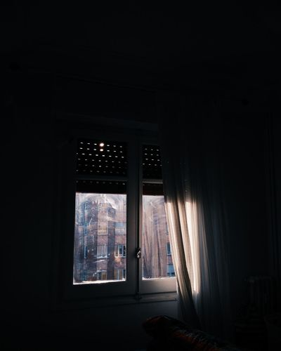 through the window Light Day Morning Morning Light Tuesday Window Curtain Architecture Skylight Building Abandoned Office Building Open Ceiling Exterior Interior Worn Out