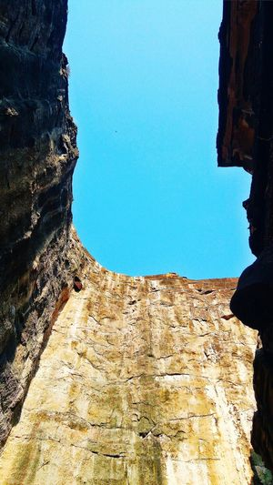 Ajantha Caves Sunlight Ancient Day Outdoors Sky Nature No People Ancient Civilization