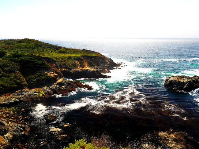 A beautiful day in this magical place. Bigsur California, Natural Nature, Pacificocean