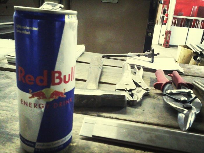 Working Hello World Red Bull Energy