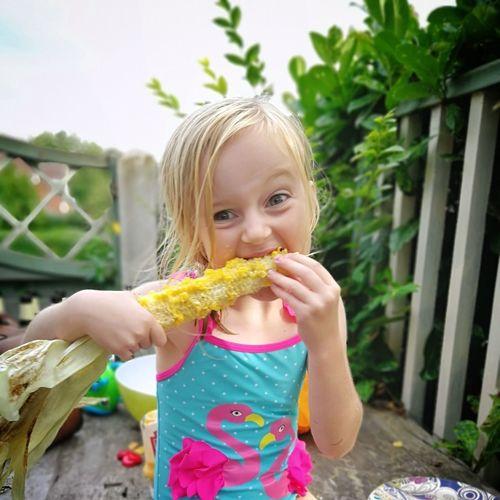 I like corn