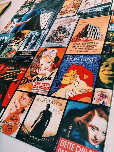 Nostalgia. Movies