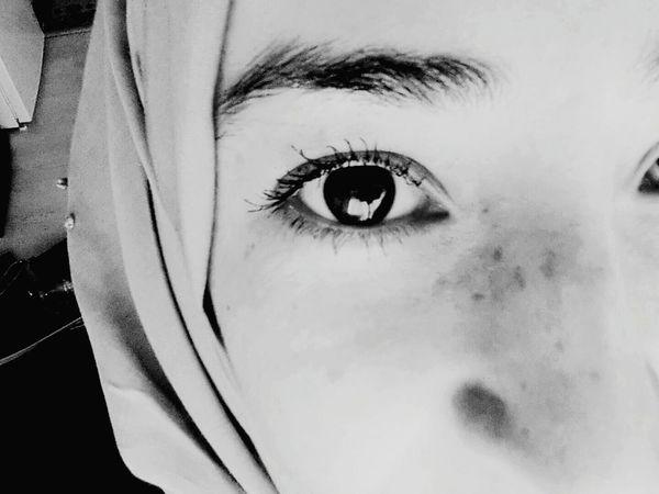 Eye Young Women Muslim❤️