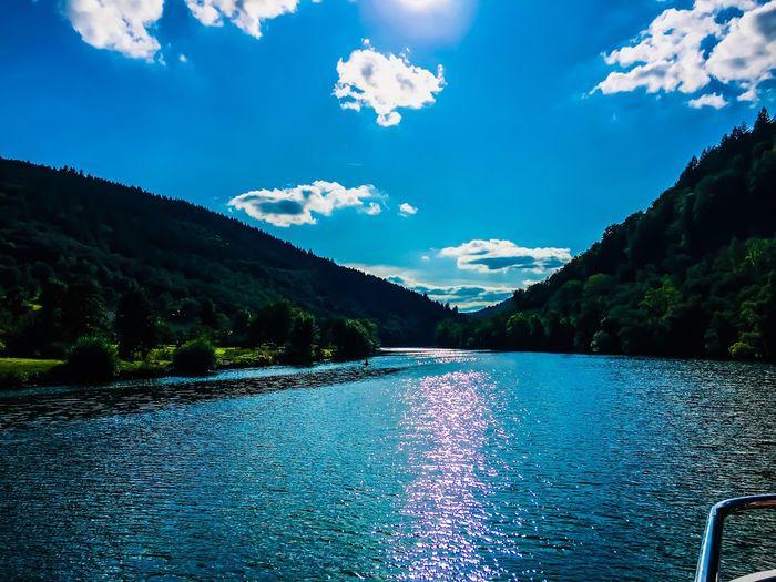 Necka Water Sky