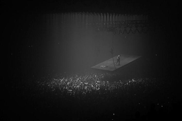 Kanye West   Sep 3rd KANYE WEST Saintpablo First Eyeem Photo