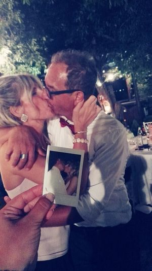 Learn & Shoot: Layering Love Kiss Enjoying Life Happiness