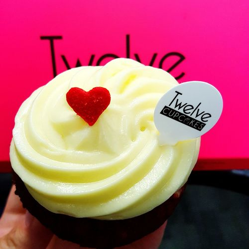 Cupcakes Red