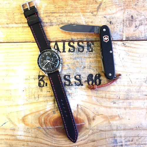 Omega leather Leathergoods Leather Craft Leathercraft Strap Watch First Eyeem Photo