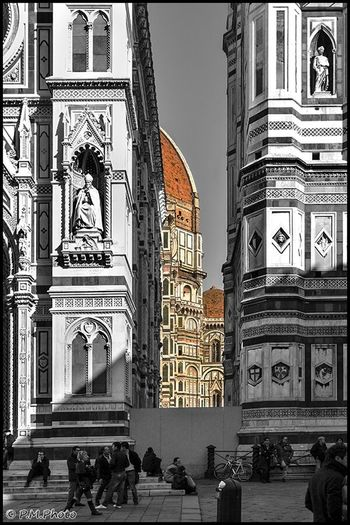 Streetphotography Blackandwhite Art Black And White Italy Coloursplash Florence