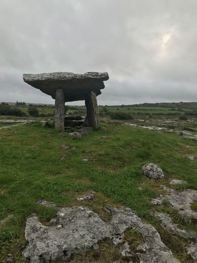 The Burren Ireland Irish Nature Rock No People Rock - Object Solid Day Land Outdoors Environment Burro National Park Beauty In Nature Cloud - Sky Sky Grass Non-urban Scene Landscape Architecture Ancient Civilization Stone - Object