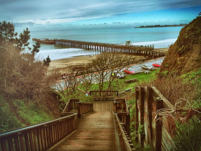 Showcase: February aptos beach California 😍❤️ I love this place! Beautiful Beach Photography