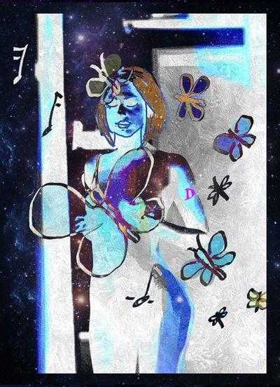 My Artwork Beauty_collection Fallen Angels Doitbetter My Art, My Soul...