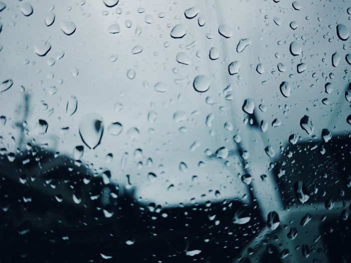 RubyPH Raindrops On My Window Gloomy Weather Rainy Days☔ Sound Of Life