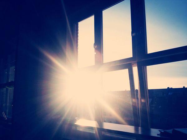 Sonnenuntergang Deluxe Feierabend!!