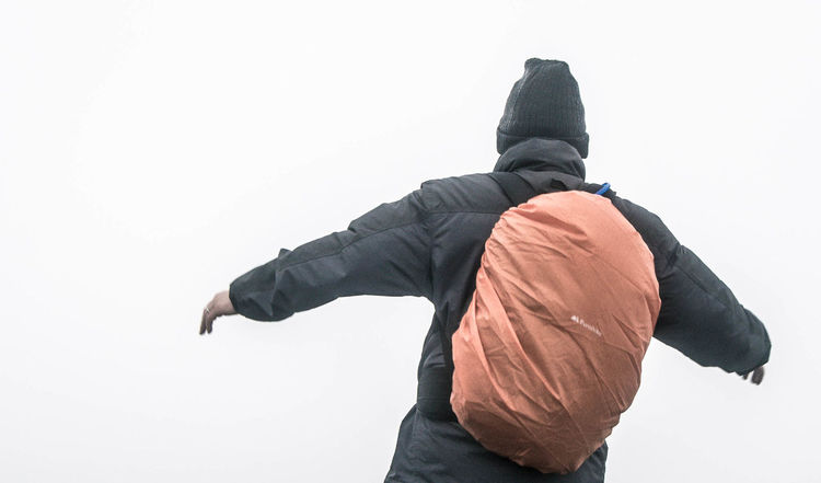 Adult Adults Only Coat Day Hood - Clothing Hooded Shirt Men Mountain One Man Only One Person Only Men Outdoors Pen-y-ghent People Three Peaks Yorkshire Dales Yorkshire Three Peaks Young Adult