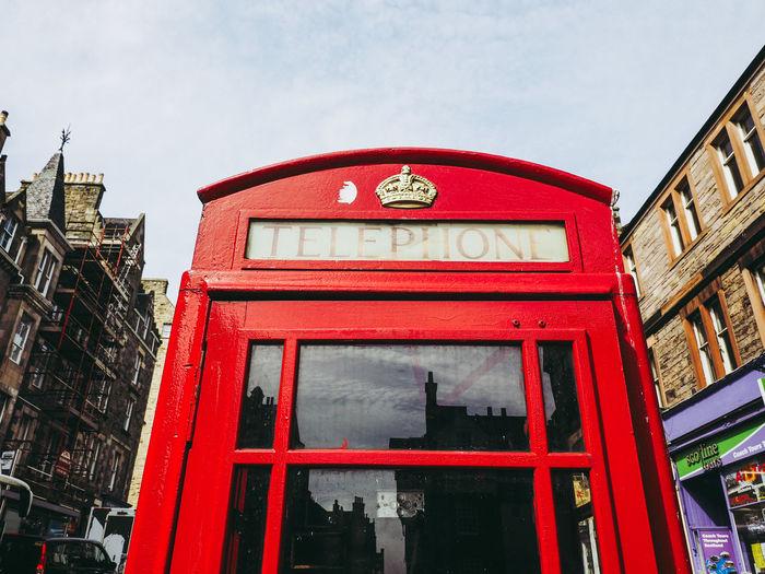 vintage British red telephone box British Red Telephone Booth Telephone Box United Kingdom Architecture Red Telephone Box Telephone Booth Telephone Box UK Uk