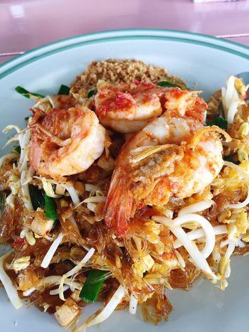 Pad Thai Yummy! Thai Food Great Taste!