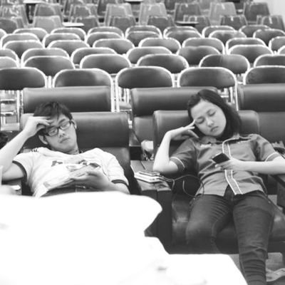 Fall asleep me w/ @jessivoner Bom BOM2013 Petra UKP surabaya amazing likeit like liker ig igers instagram March April May